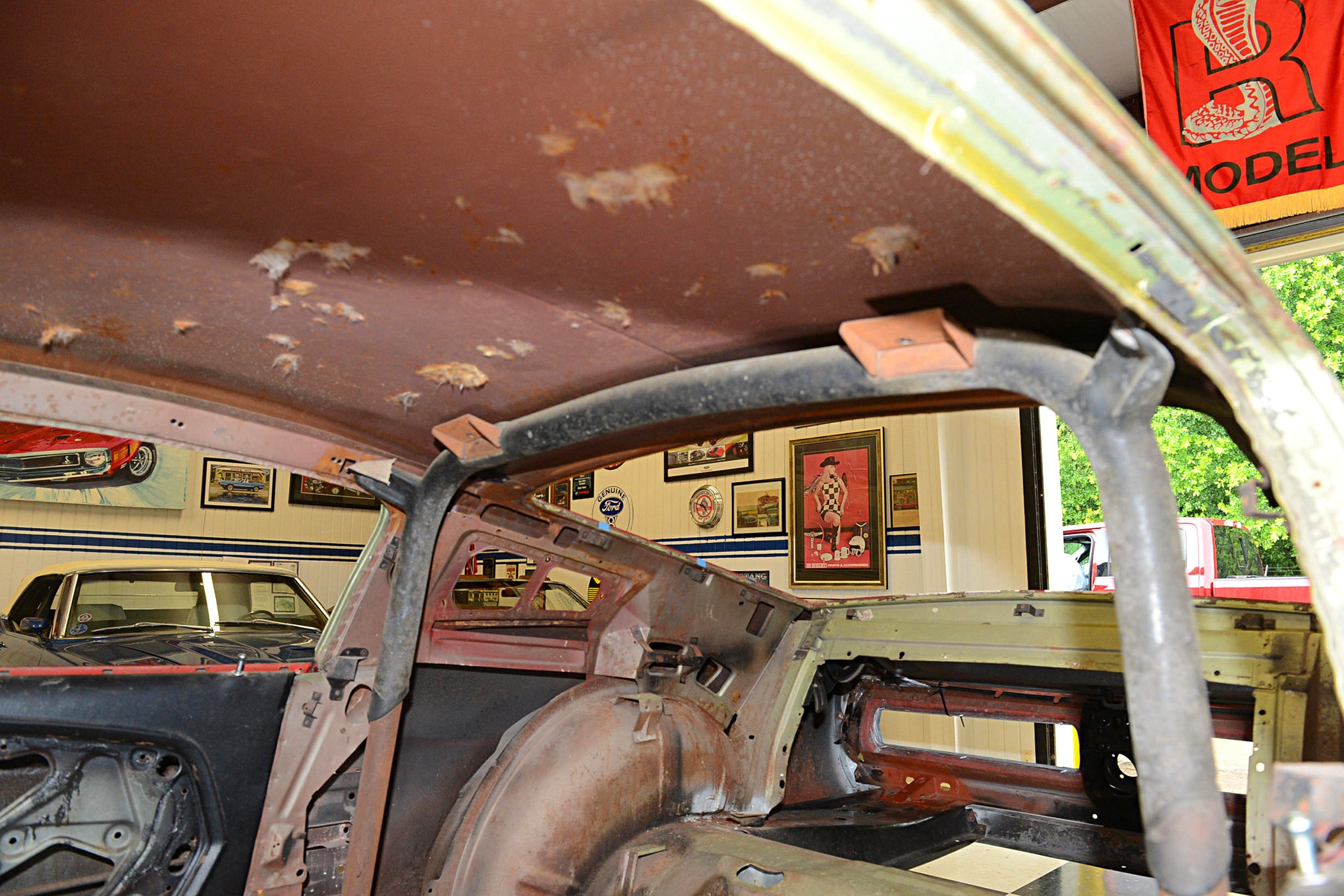 1967 Gt350 Mustang Rare Find 045