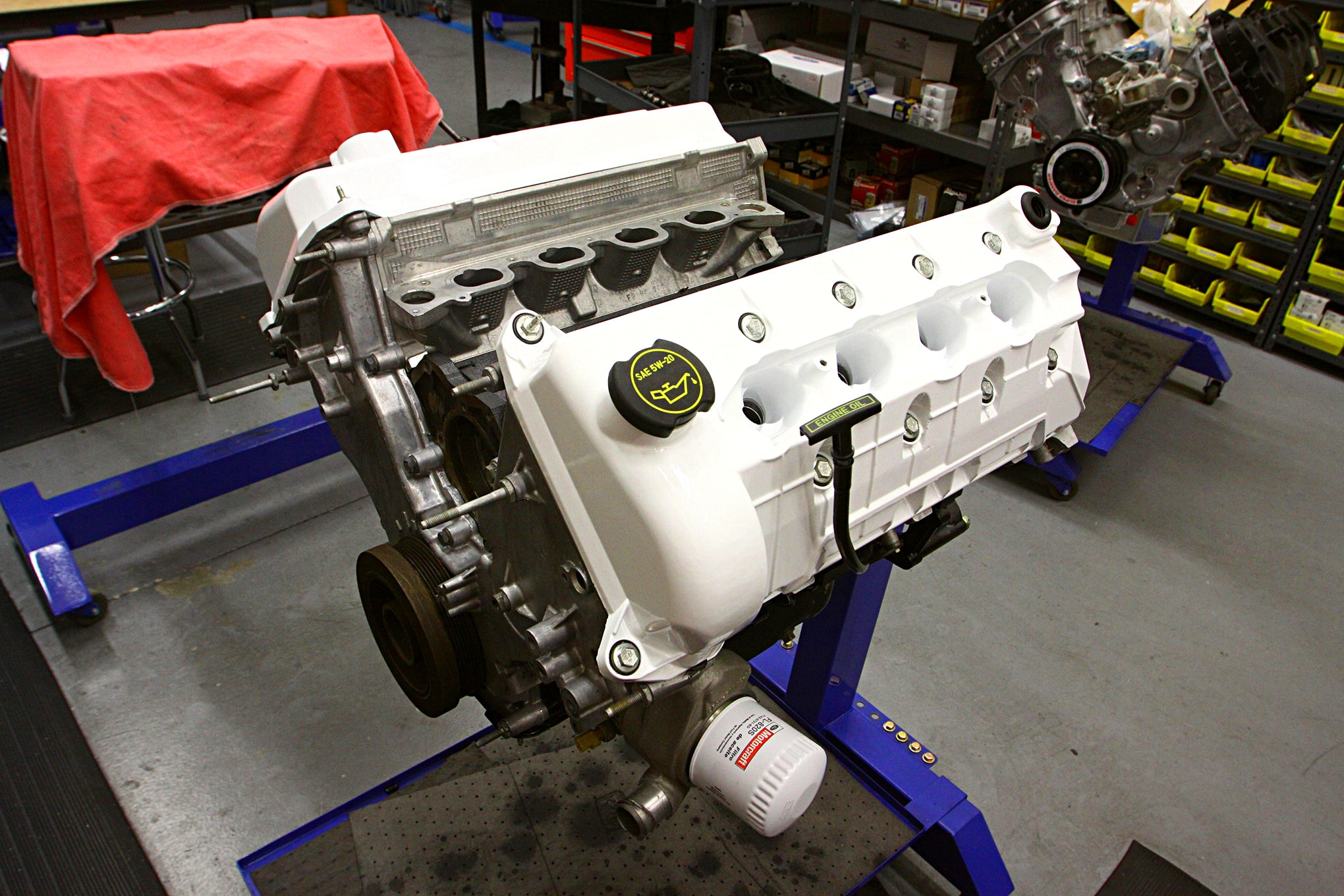 MPR Engine Build Part 2 032