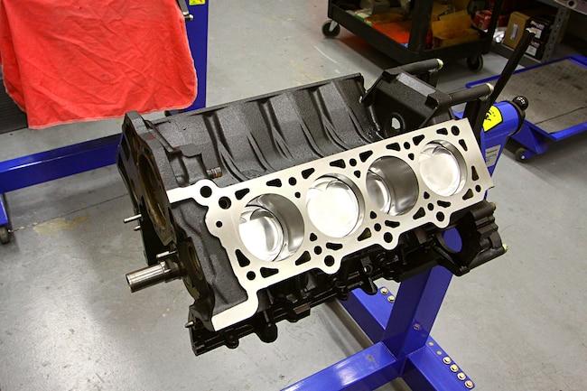 MPR Engine Build Part 2 001