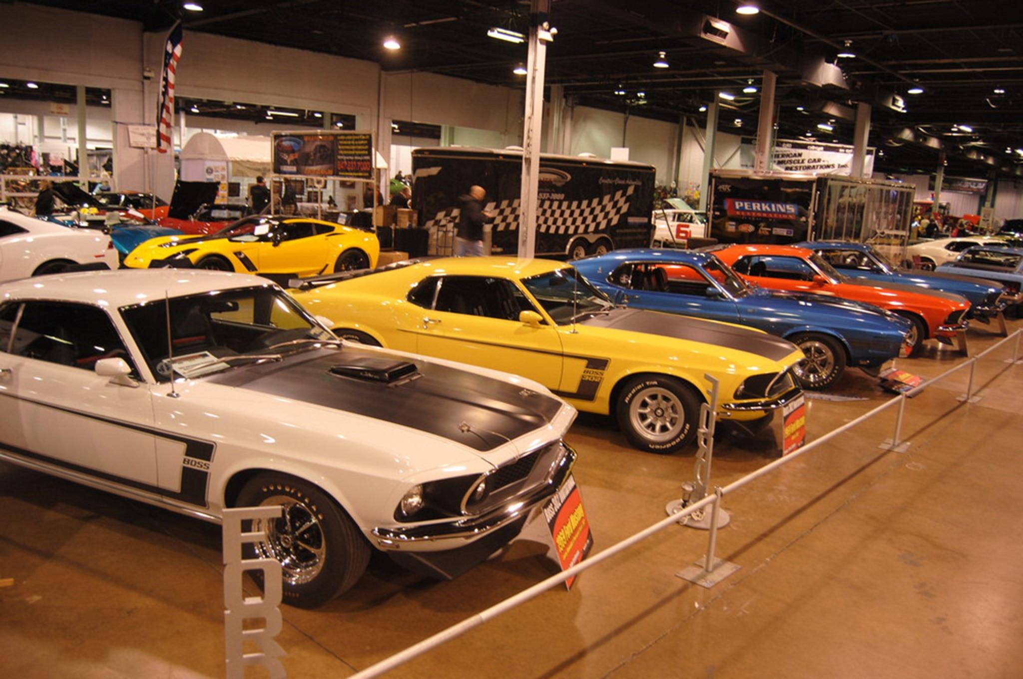 2015 Mcacn Boss 302 Mustangs 26