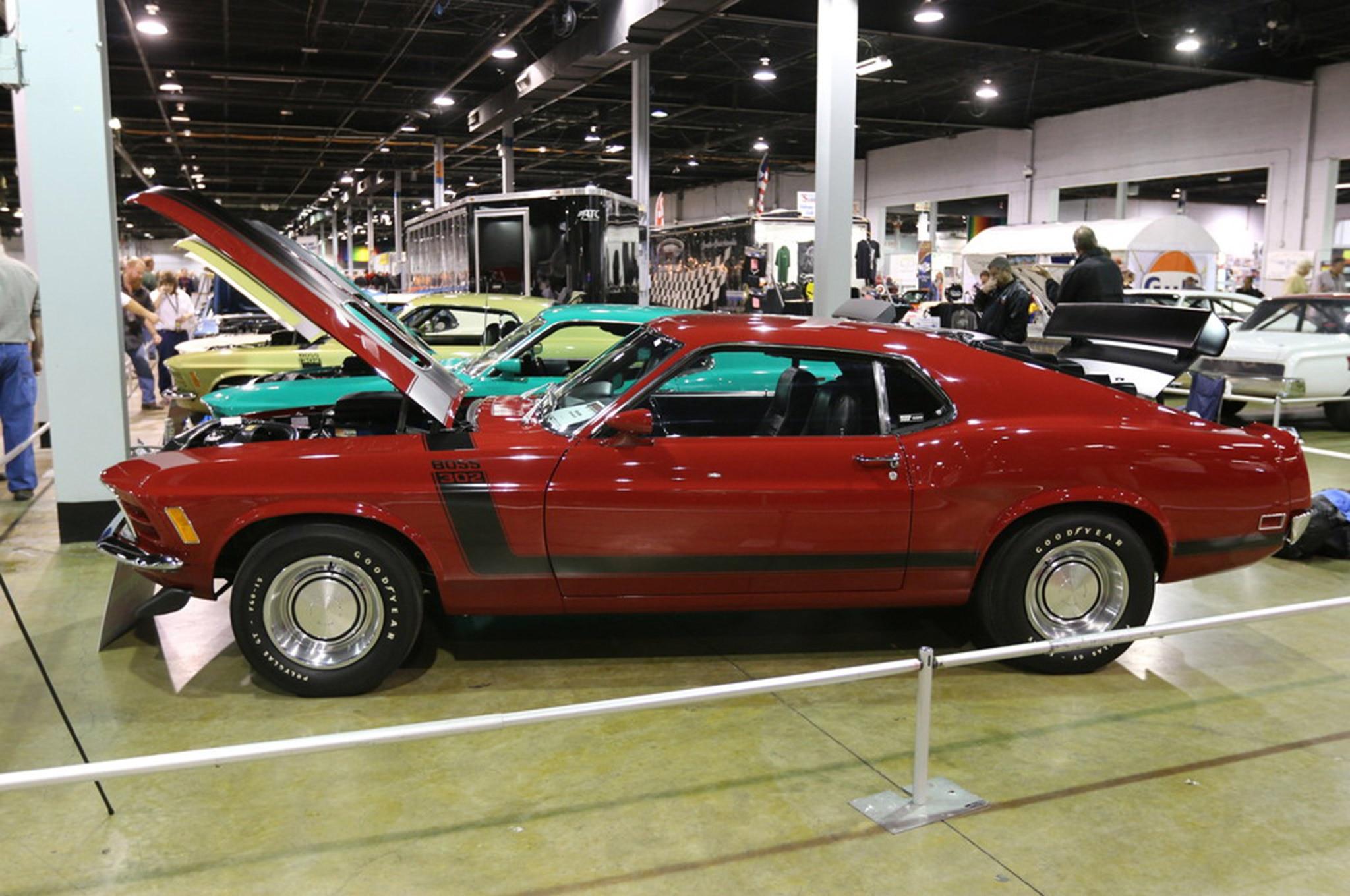 2015 Mcacn Boss 302 Mustangs 19