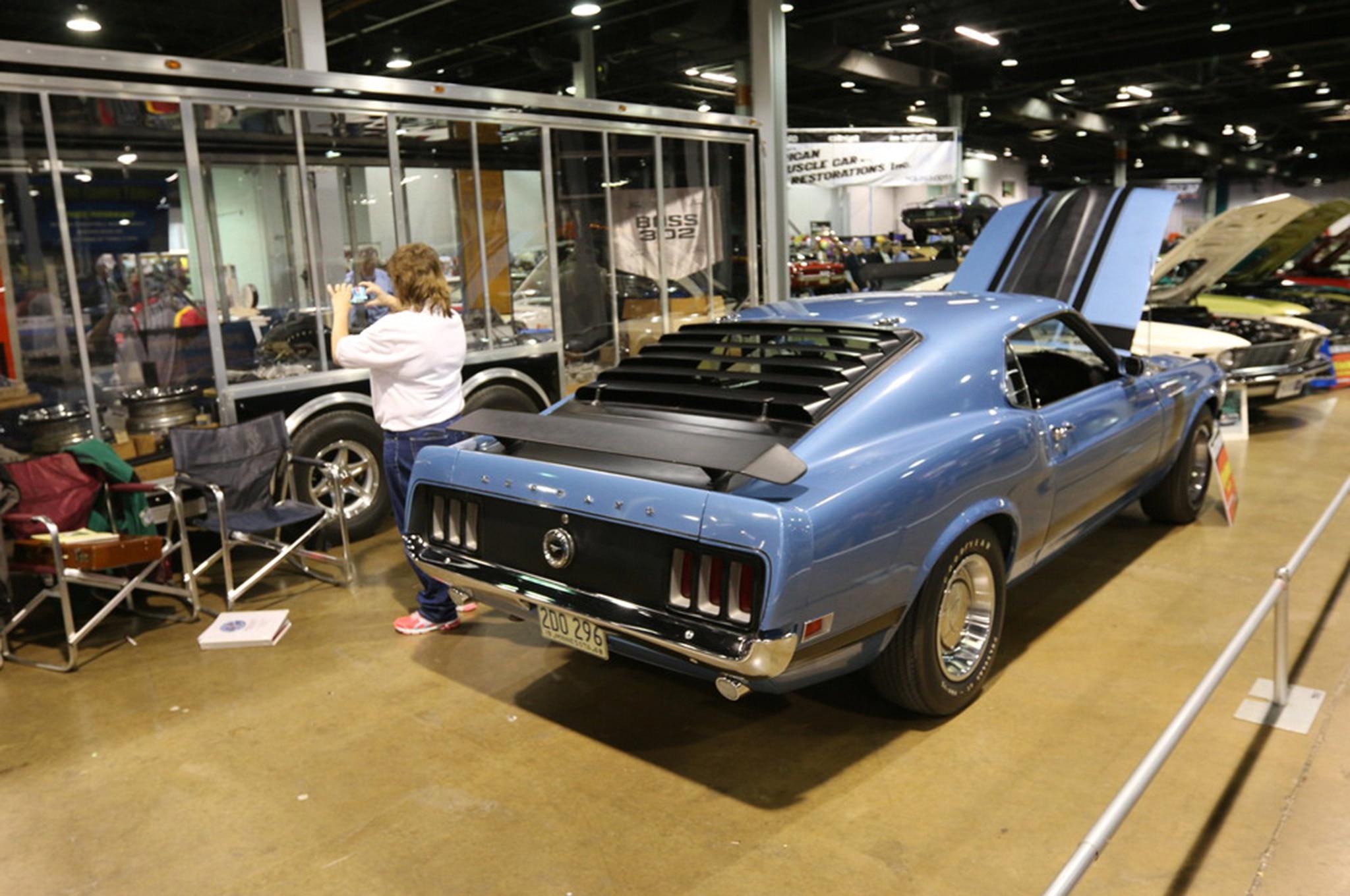 2015 Mcacn Boss 302 Mustangs 14