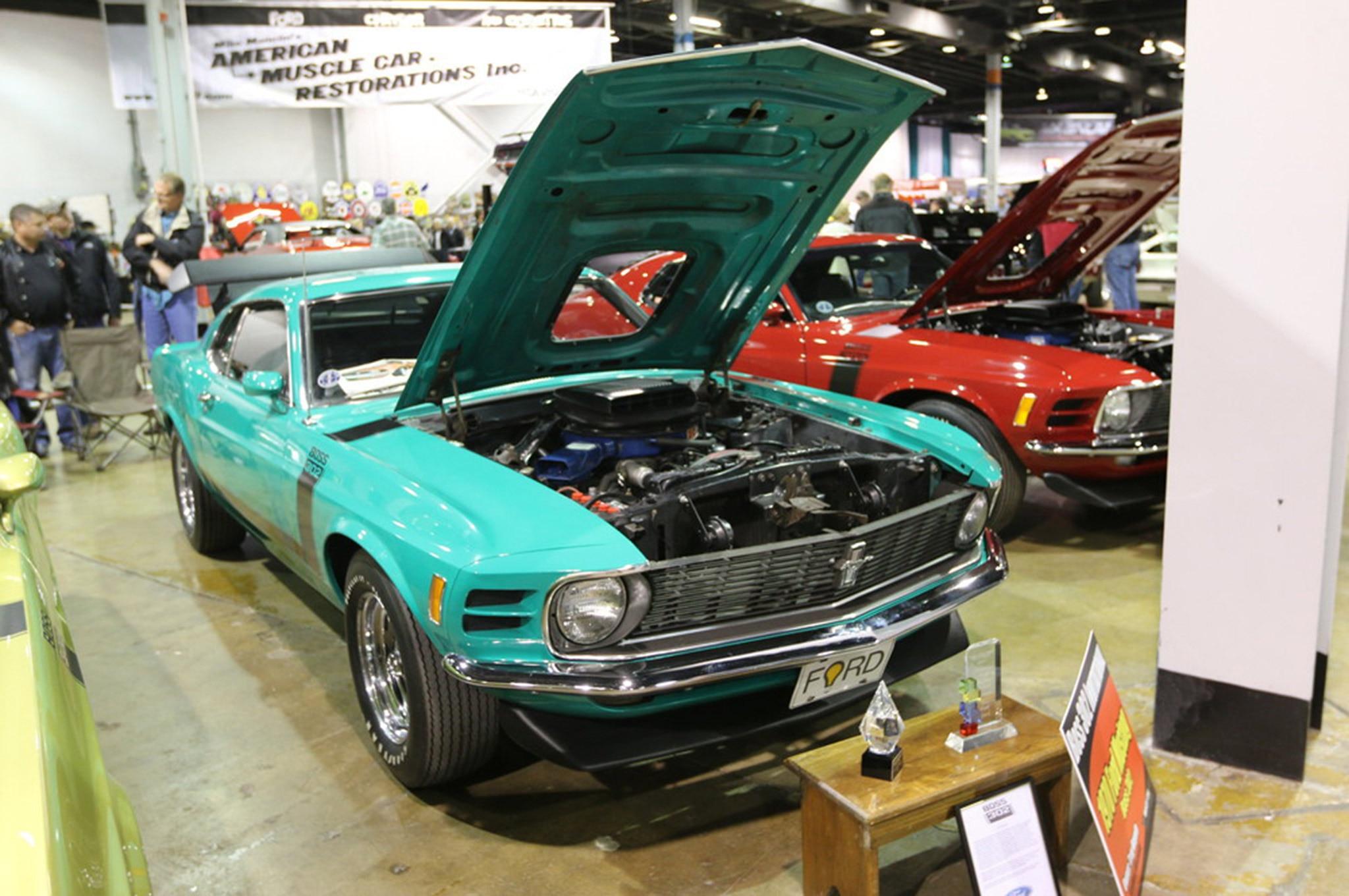 2015 Mcacn Boss 302 Mustangs 18