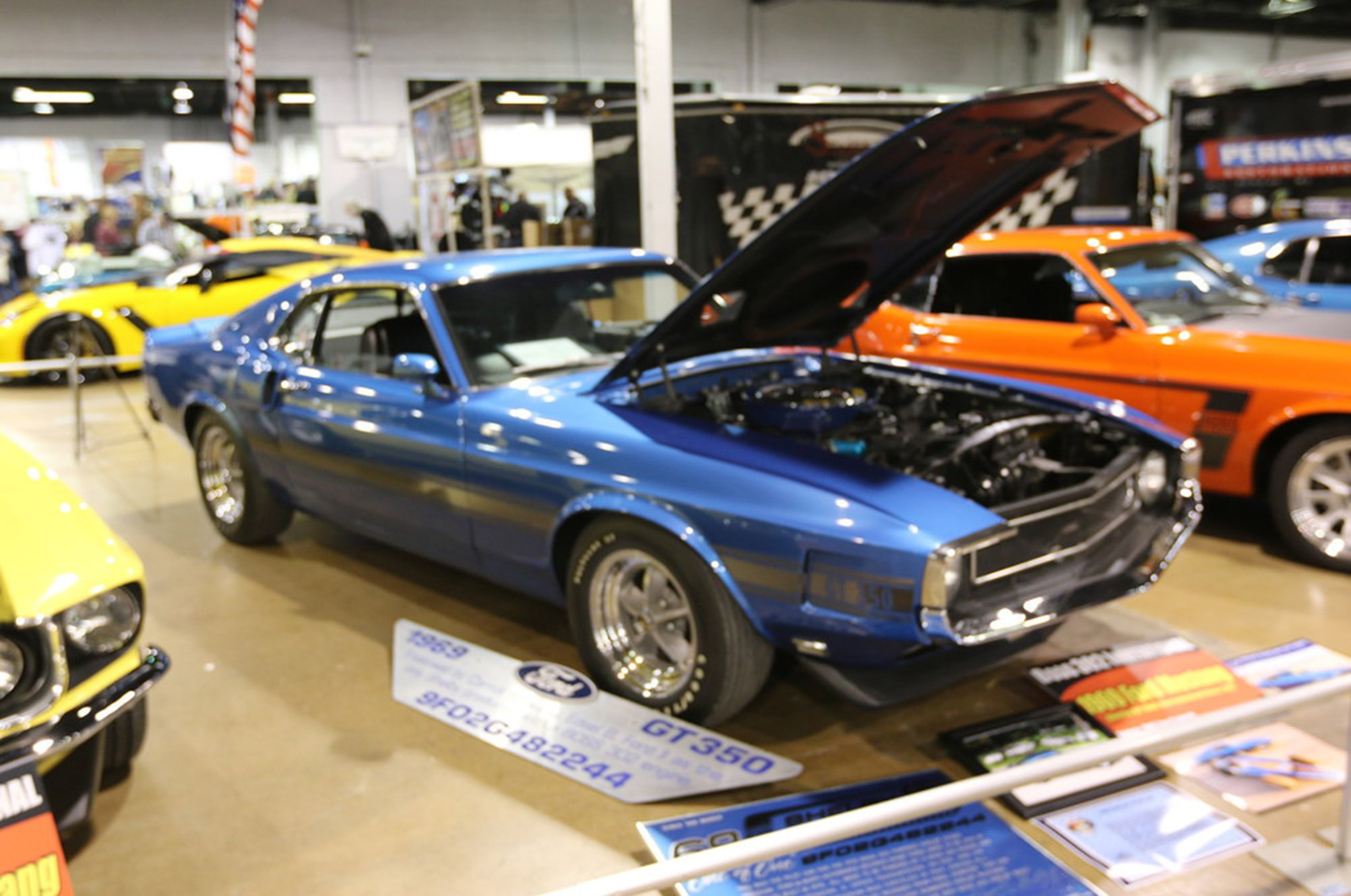2015 Mcacn Boss 302 Mustangs 08