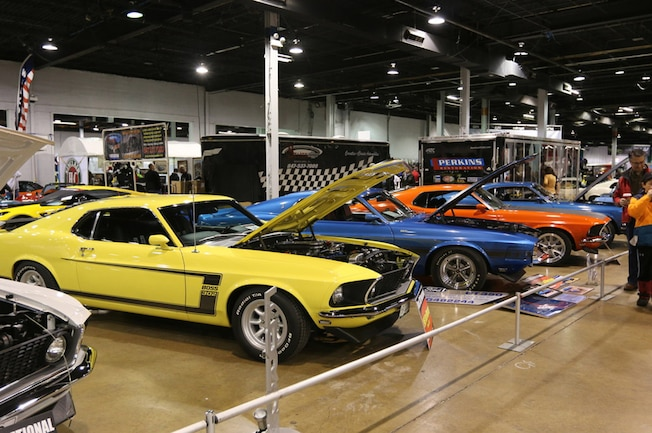 2015 Mcacn Boss 302 Mustangs 01