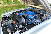 Querio 1971 Ford Mustang Mach 1 Engine Overall