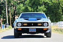 Querio 1971 Ford Mustang Mach 1 Front