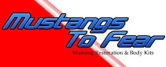 1966 Week To Wicked Mustangs To Fear Logo 010
