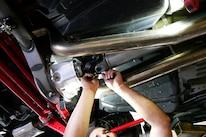 007 Gforce Engineering Driveshaft Installation Mustang