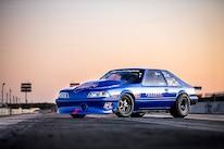 Frank Varela 1989 Fox Renegade Mustang 005