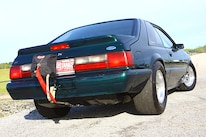 Jean Aiton 1992 Fox Body Rear View