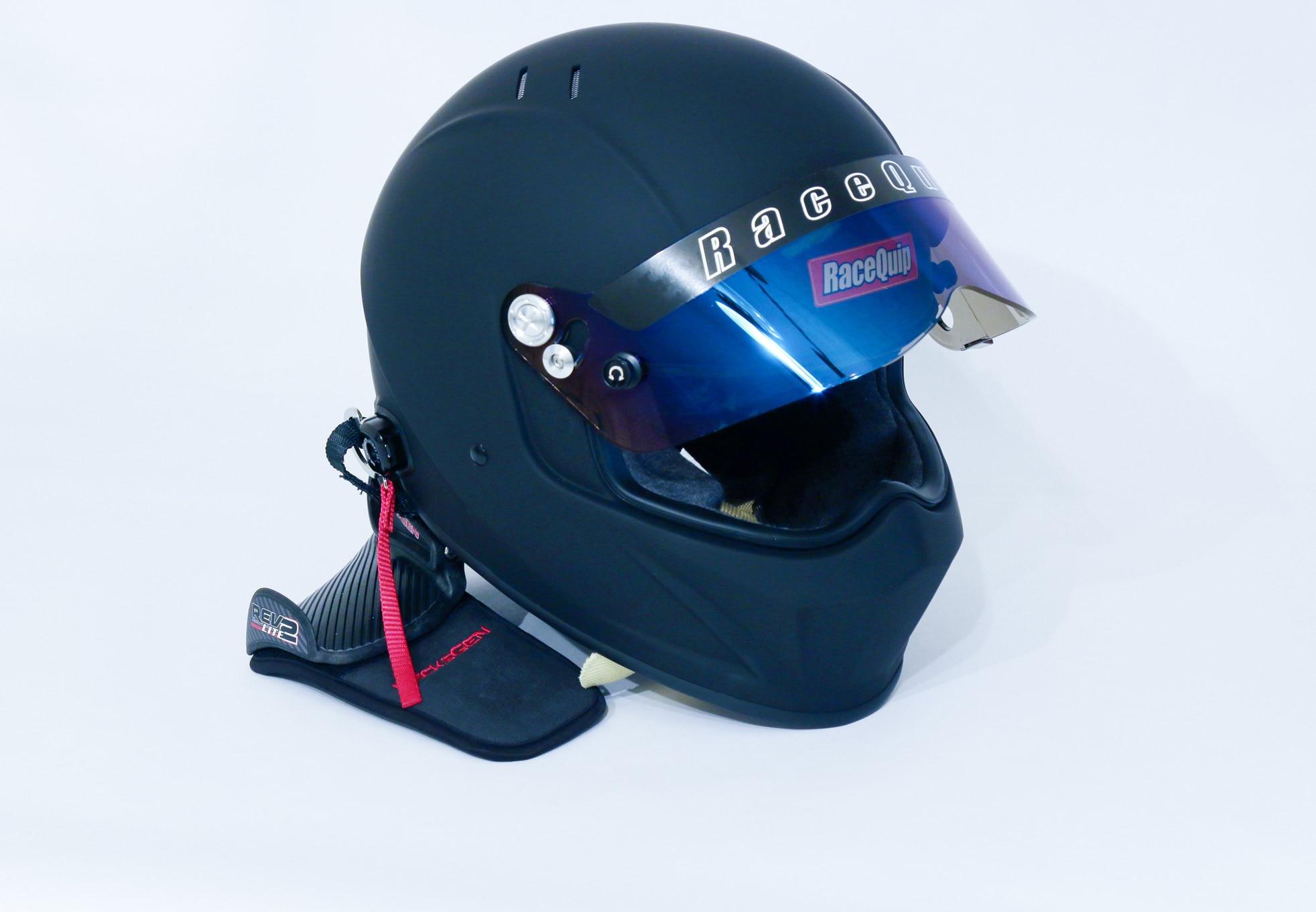 Quick Release Helmet Hardware Flat Top