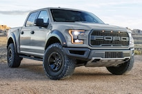 2017 Ford F 150 Raptor SuperCrew Front Side View