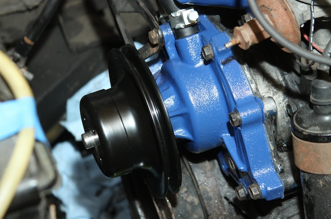 Avoid This Mistake Water Pump Pulley Mis Match