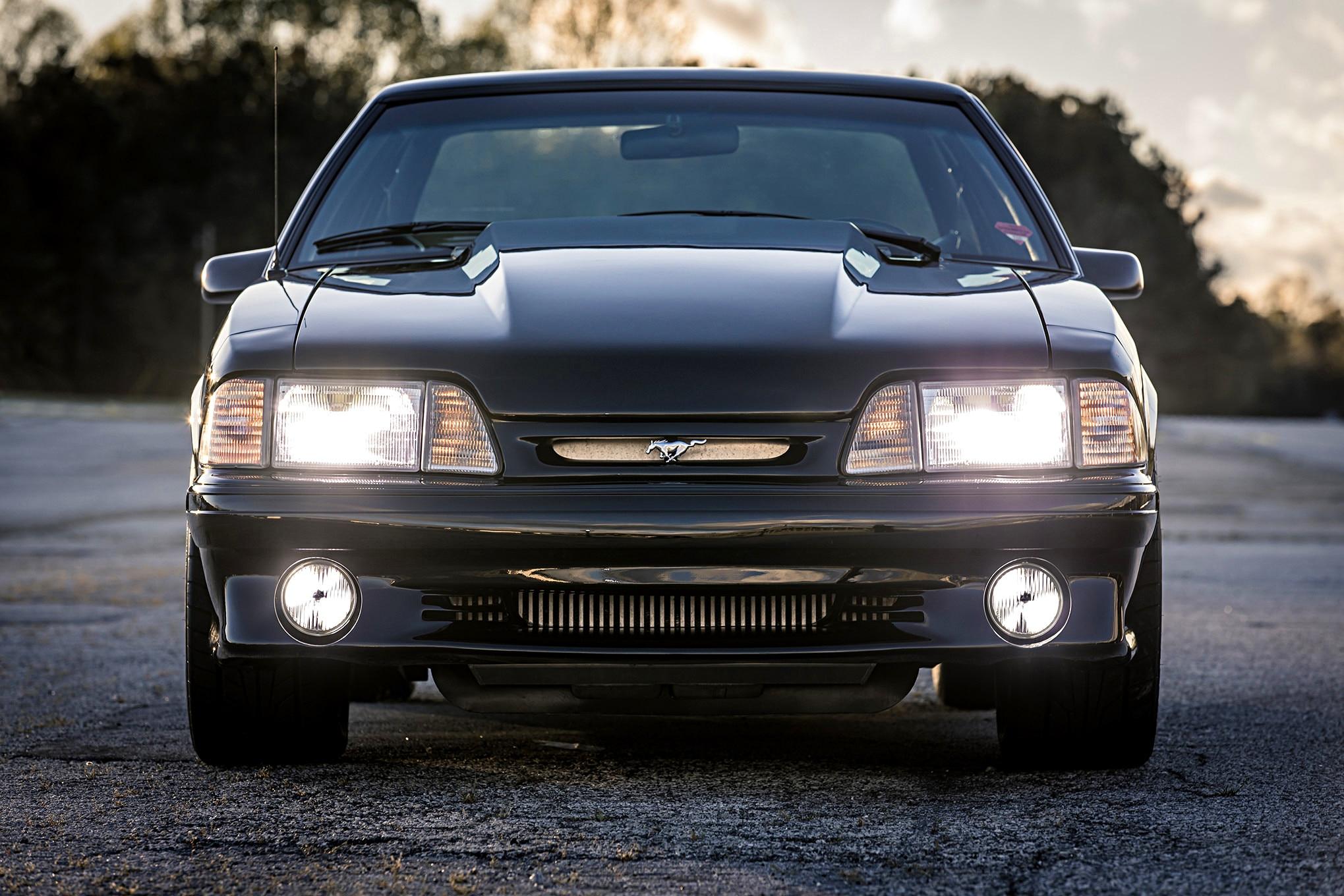 Brad Brand Fox Cobra Mustang Turbo 008