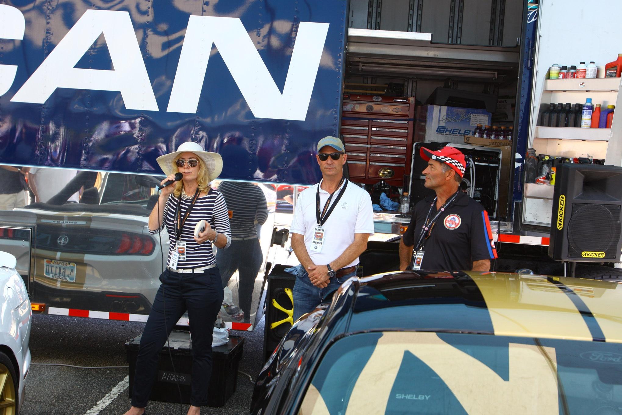 Friday CJ Pony Parts Mustang Week Car Show 76