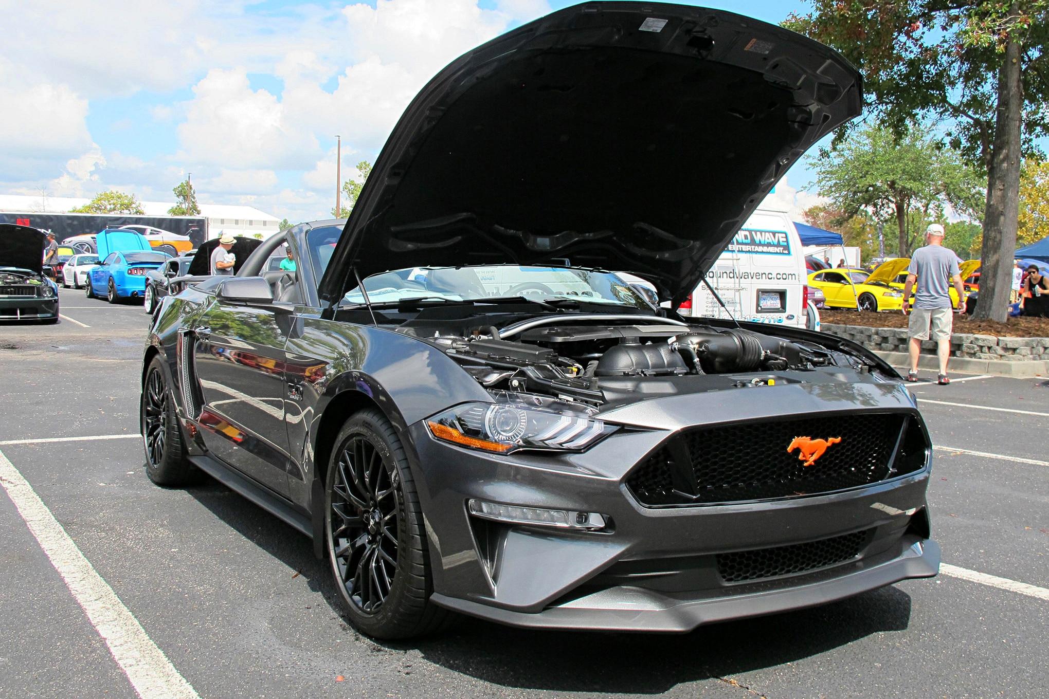 033 2018 Mustang Week S550 Mustangs