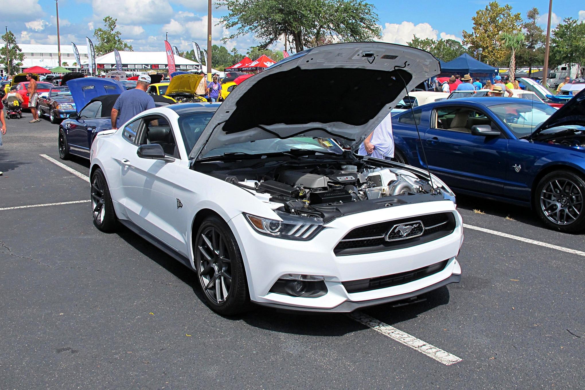 031 2018 Mustang Week S550 Mustangs