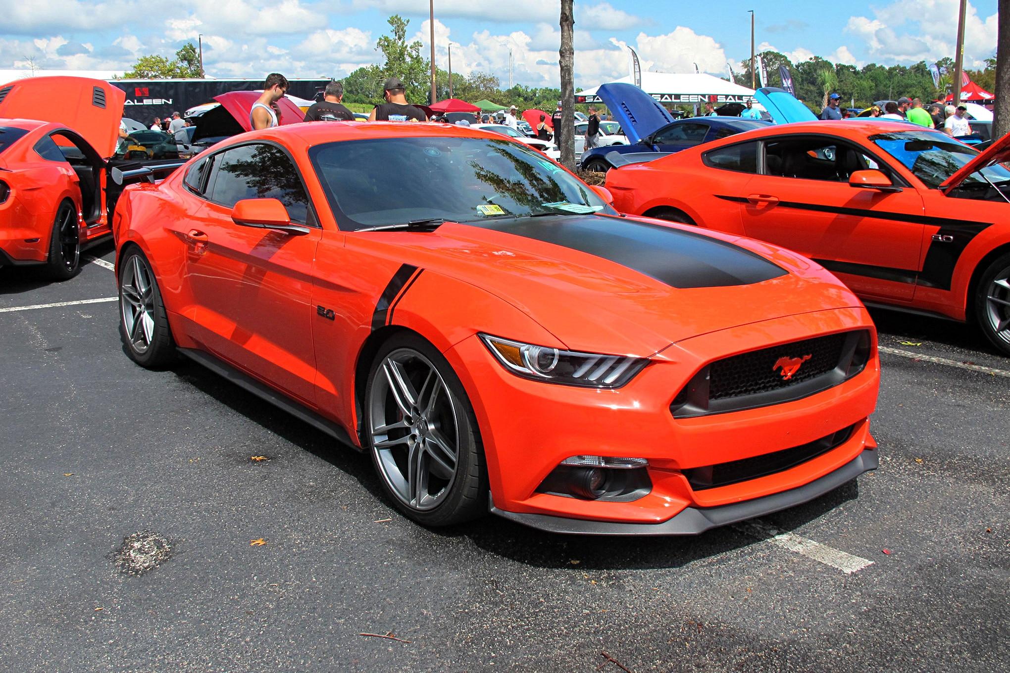 024 2018 Mustang Week S550 Mustangs