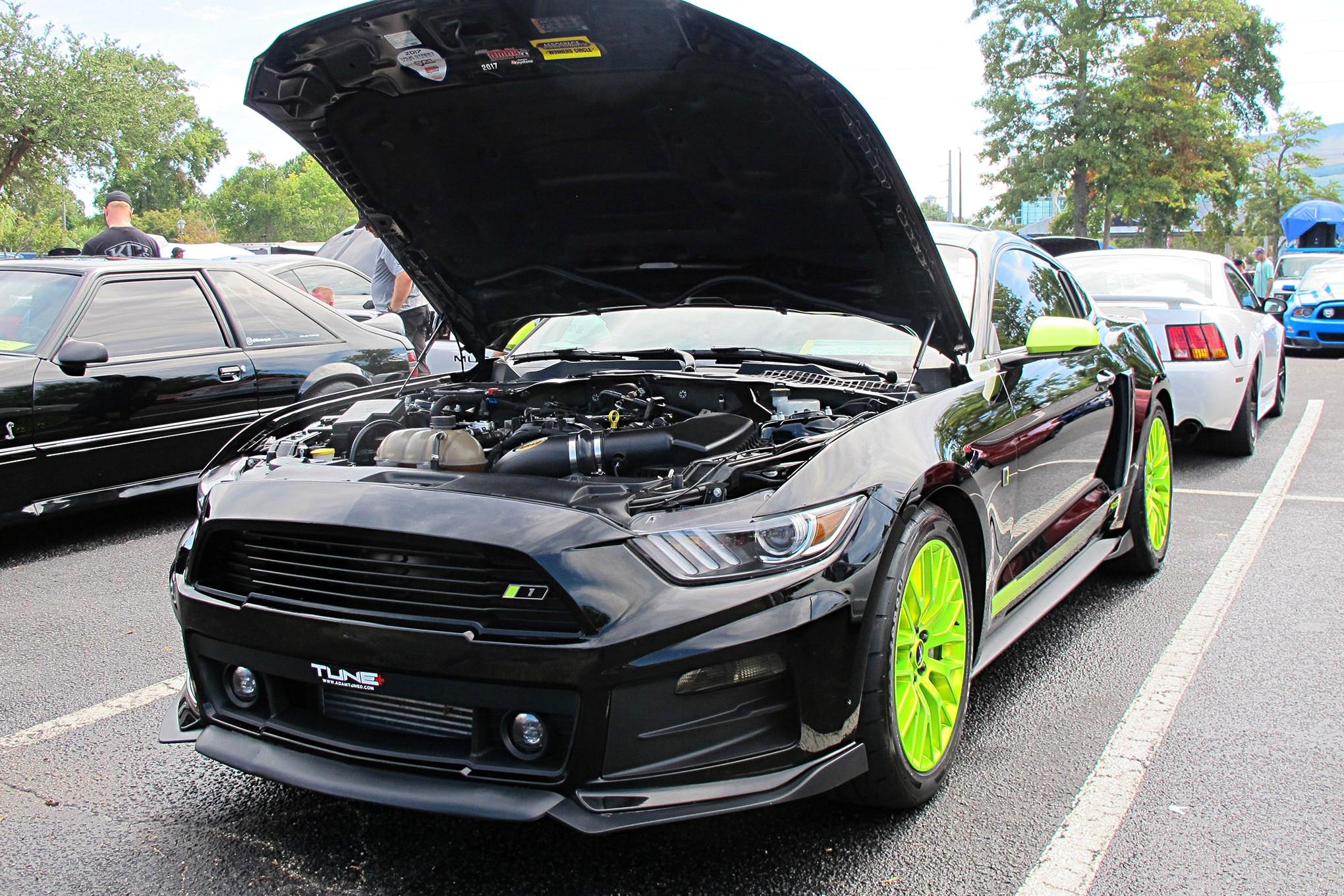 006 2018 Mustang Week S550 Mustangs