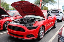 005 2018 Mustang Week S550 Mustangs
