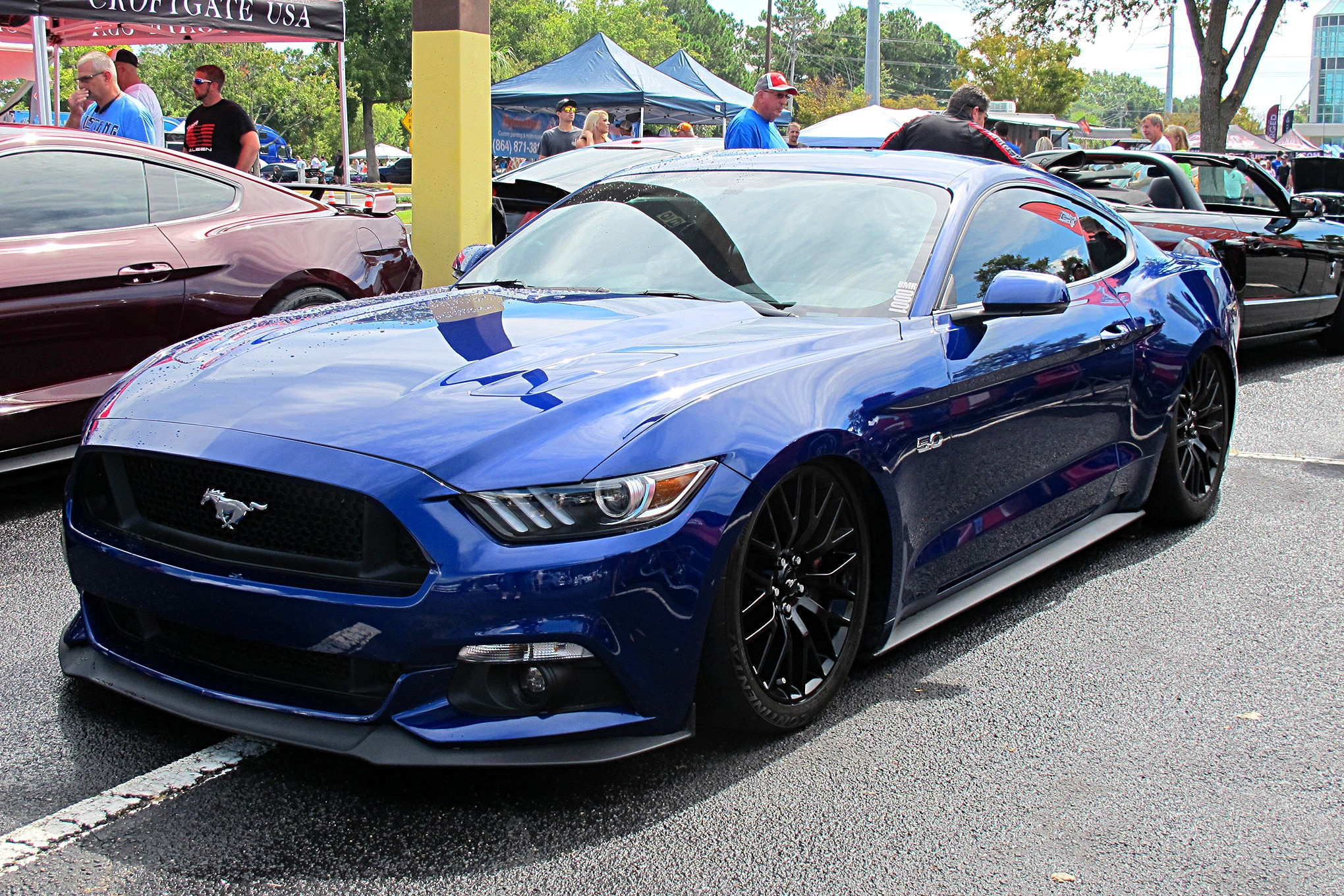 004 2018 Mustang Week S550 Mustangs