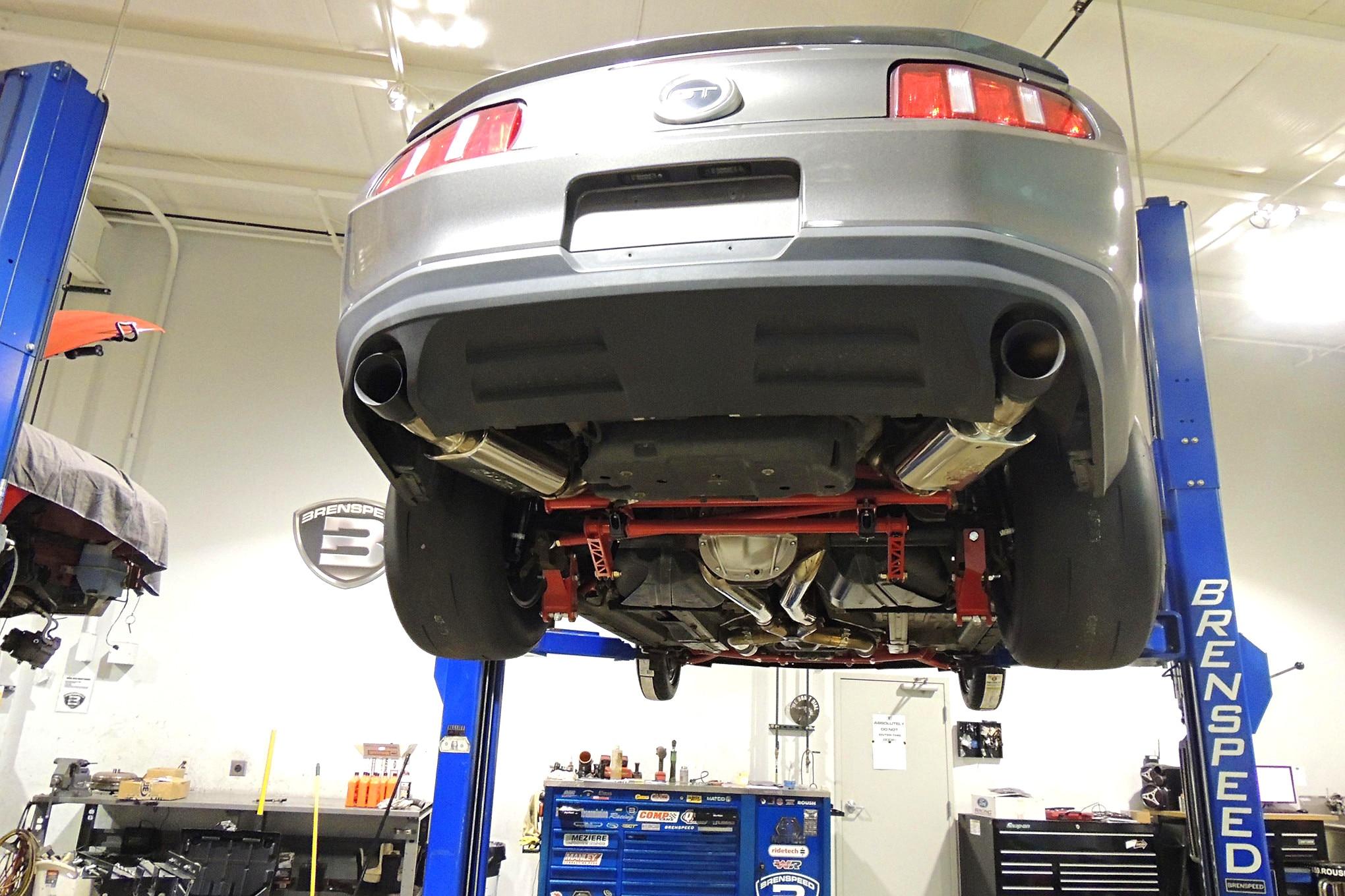Brenspeed Part 2 Mustang 011
