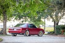 Michael Zwick's 1990 Mustang LX Brings a Vintage 5 0 Appeal