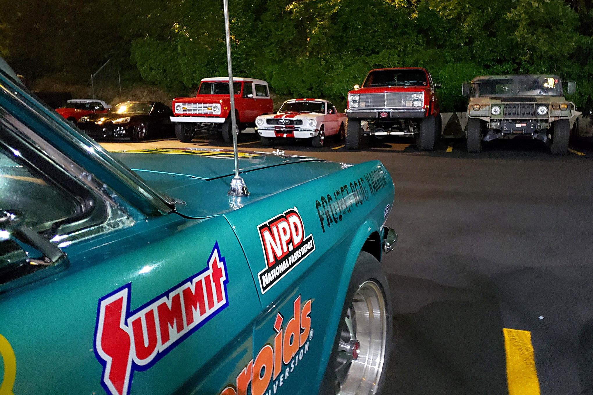 2018 Hot Rod Power Tour Mustangs 007