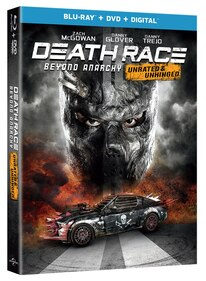01 Death Race Beyond Anarchy Blu Ray Box Art Ford Mustang