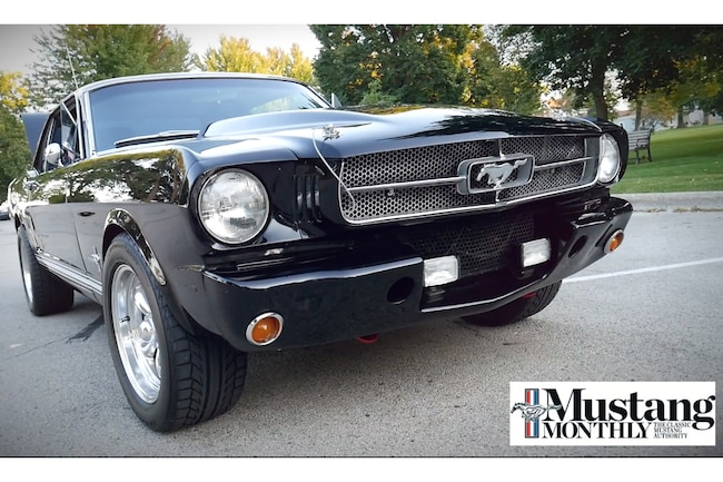 Ron Kahler 1965 Mustang Lead