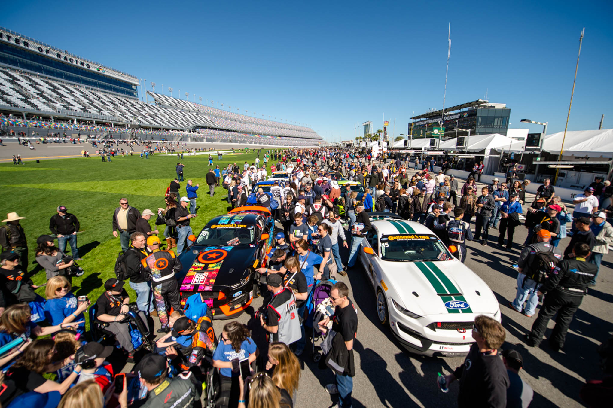 Ford Mustang GT350Rc 2016 Rolex Daytona 24  4485