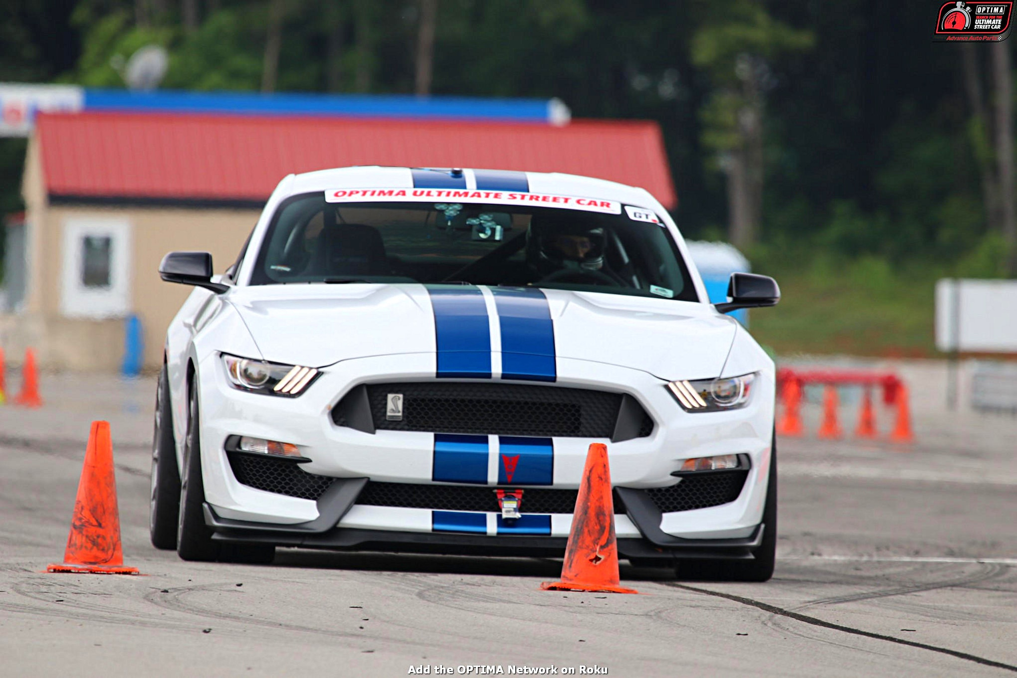 MMFF Charlie Rogers 2017 Ford Shelby GT350 DriveOPTIMA NCM Motorsports Park 2018 130 004