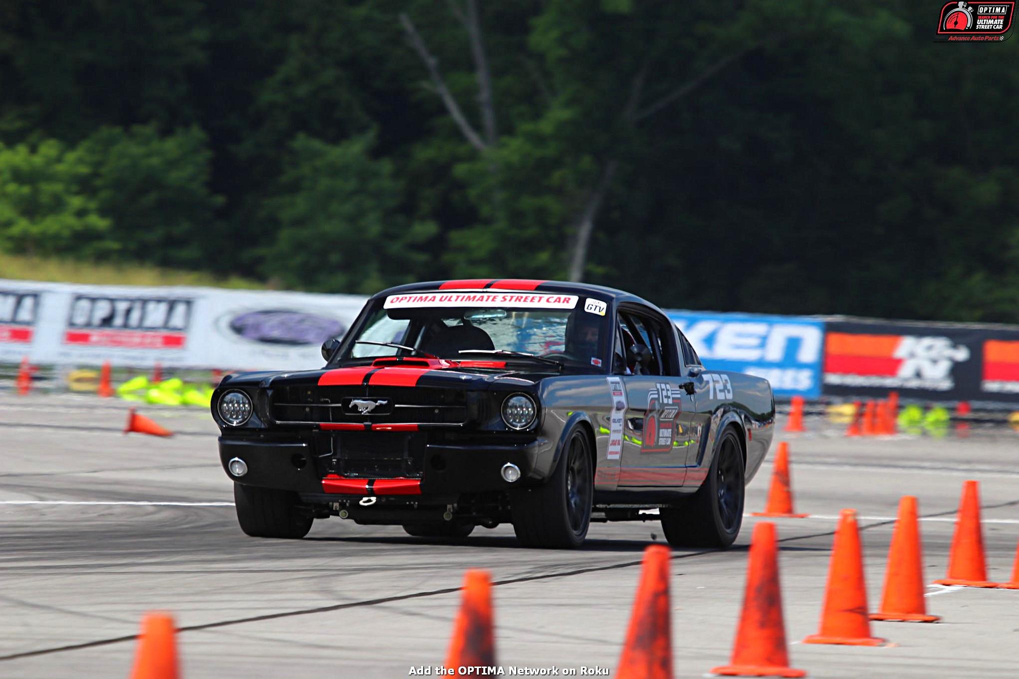 MMFF Robert Britton 1965 Ford Mustang DriveOPTIMA NCM Motorsports Park 2017 56 012