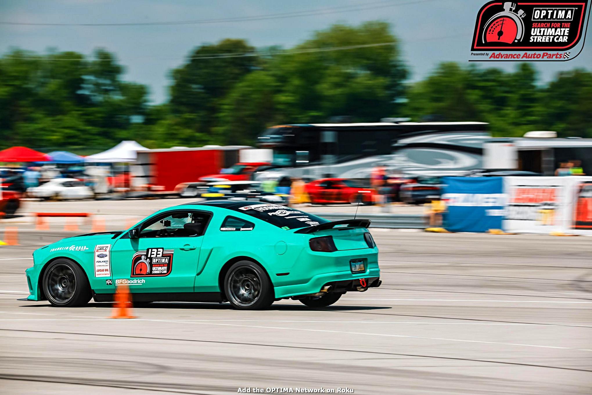 MMFF Tim Schoch 2011 Ford Mustang DriveOPTIMA NCM Motorsports Park 2018 682 014