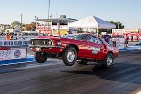 NHRA Motorsports Museum's 27th California Hot Rod Reunion