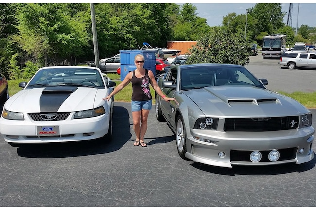 Mustang Girl Monday Julie Monticciolo Lead