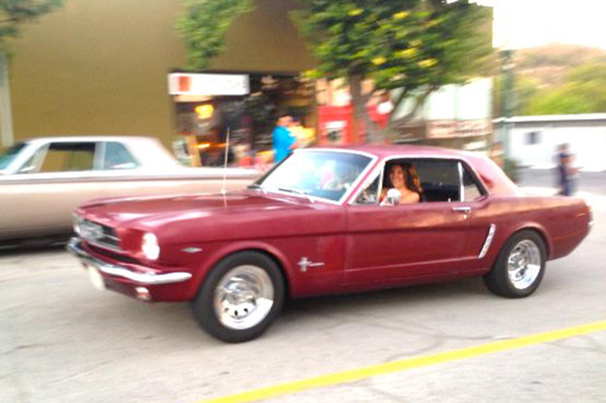 Mustang Girl Monday Becky Watson 03