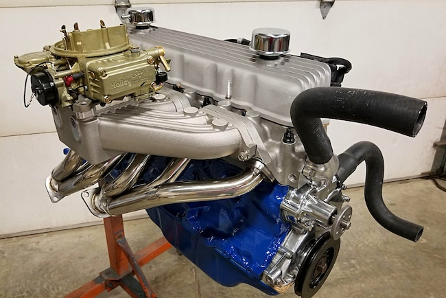 Building A 200ci Inline Six Engine 1