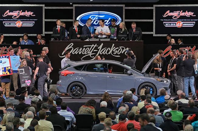 001 2016 Ford Focus RS Barrett 550 000