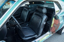 010 1970 Mustang 302 Rat Rod Muscle Rat Interior