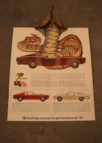 3 Vintage Literature Ford