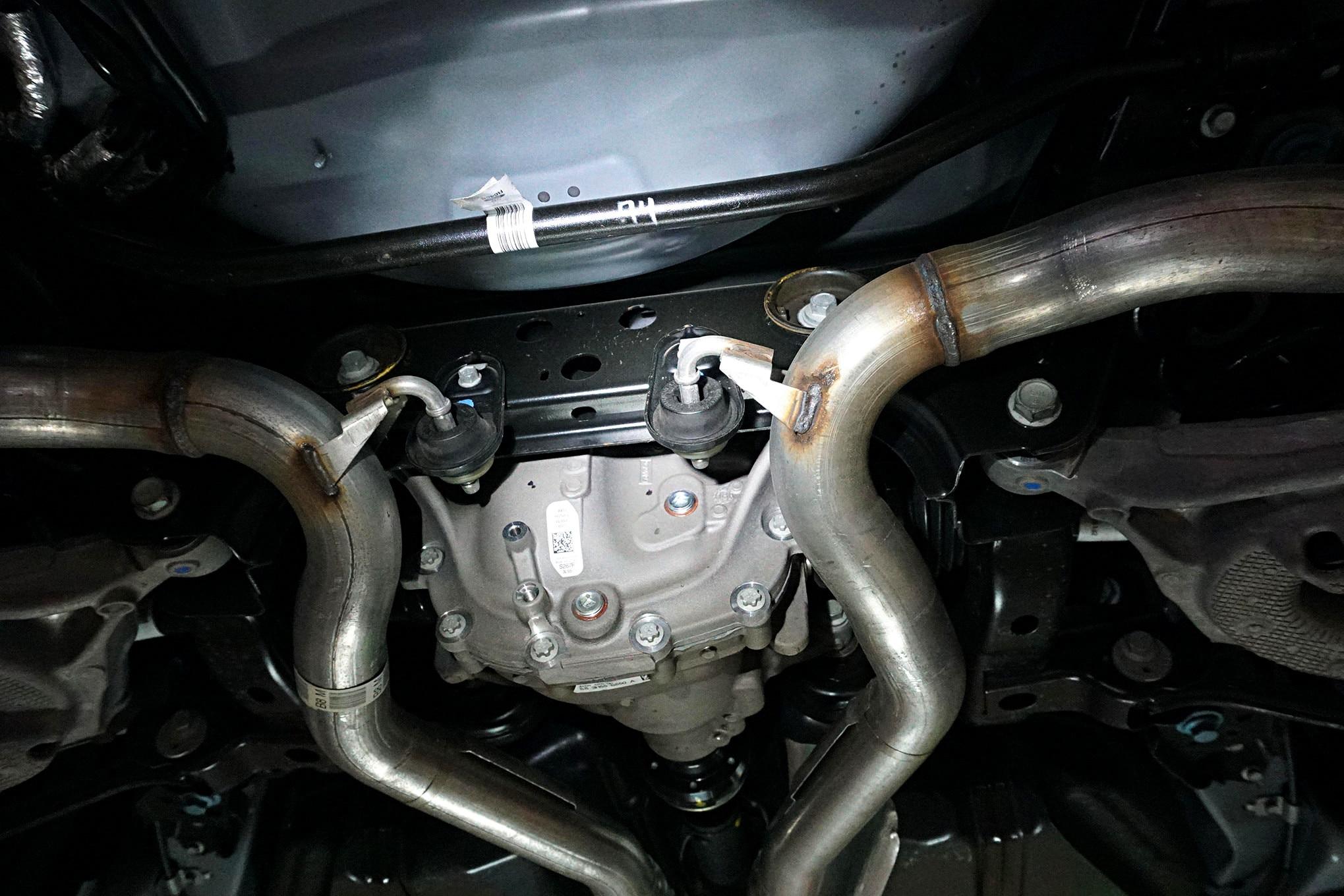 014 Mustang Kooks Exhaust
