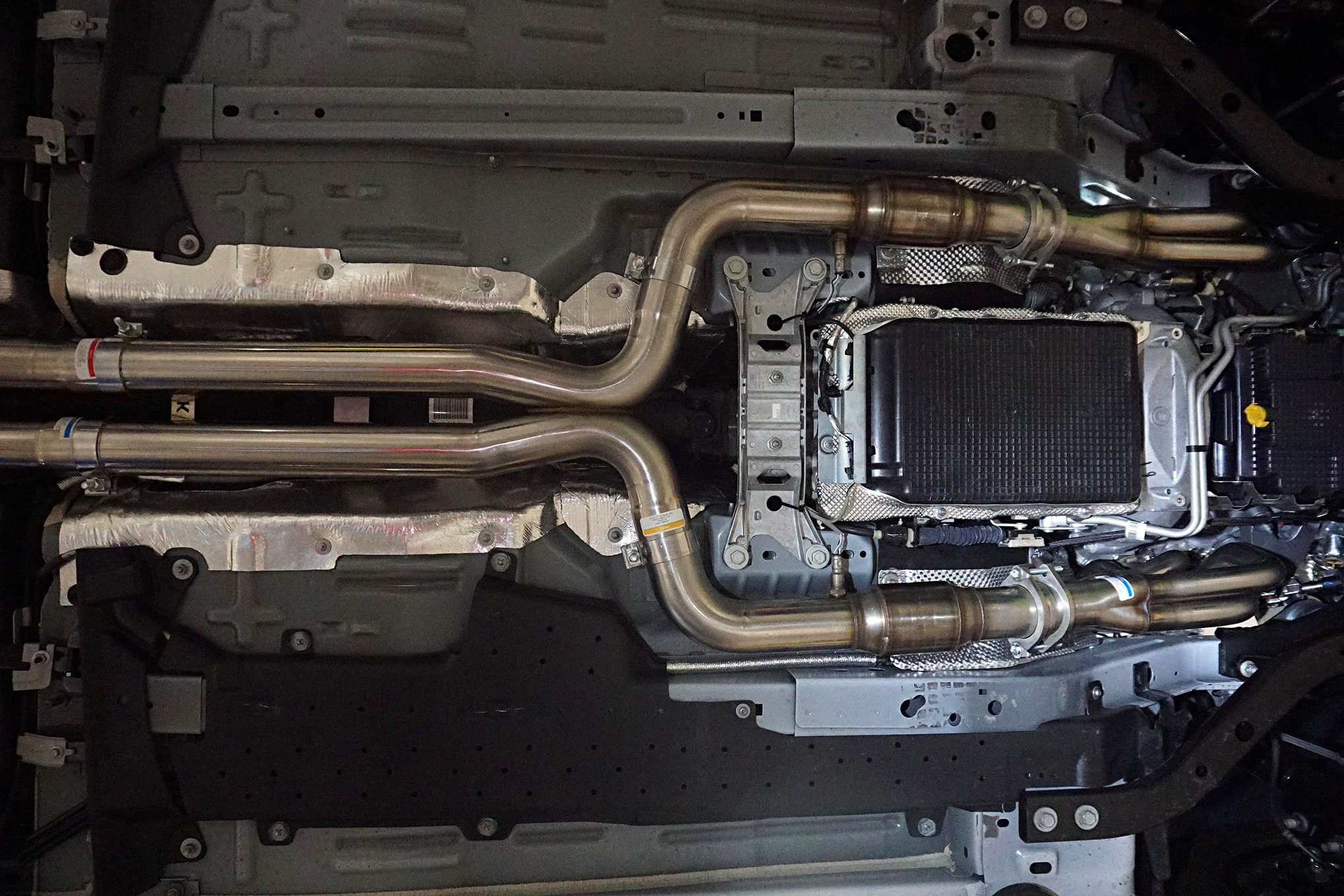 045 Mustang Kooks Exhaust