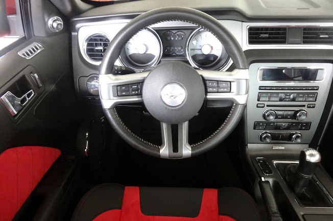 2011 Ford Mustang Project Byob Upr Billet 30