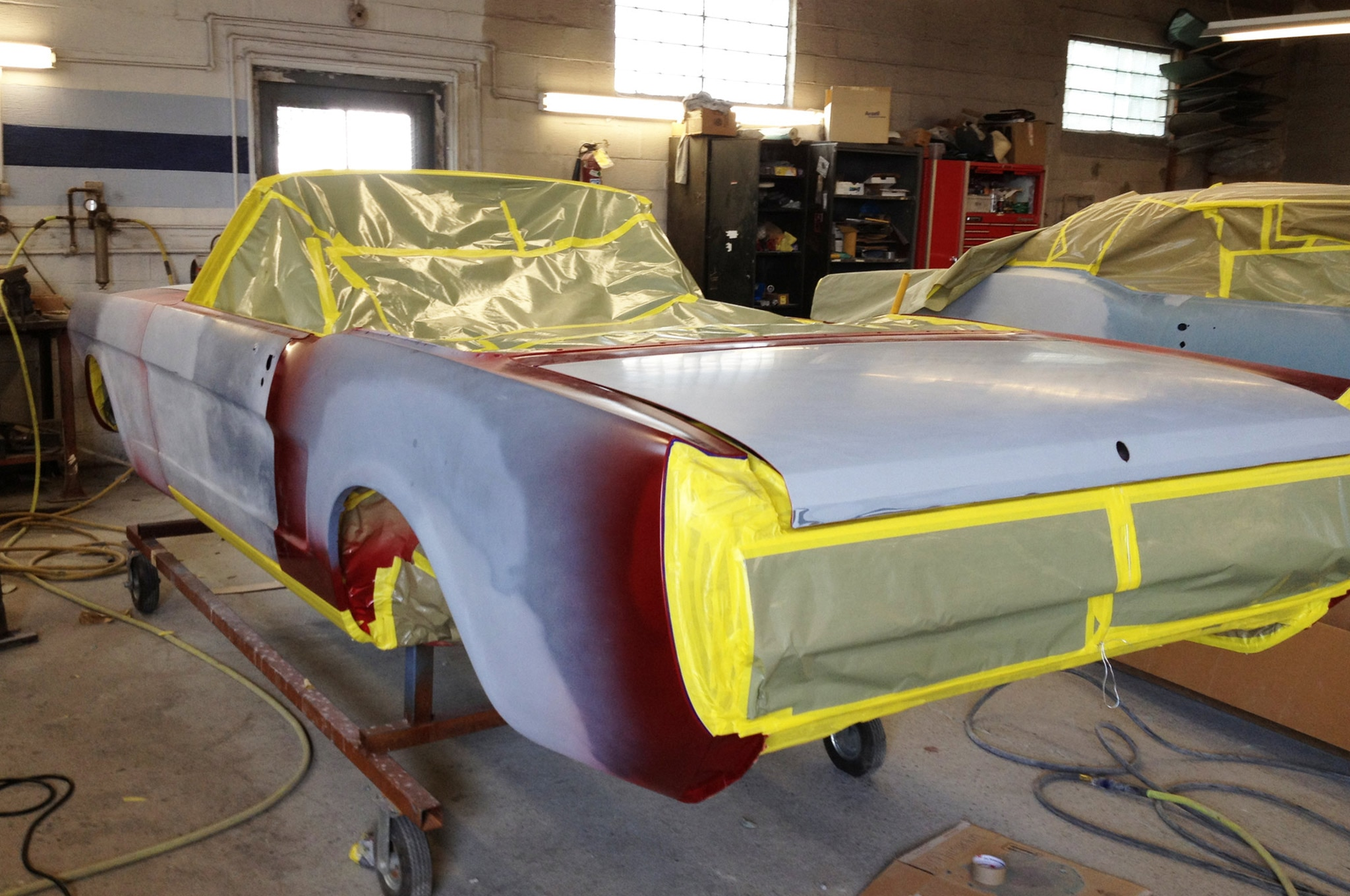 1966 Ford Mustang Convertible Fix Project Car 07