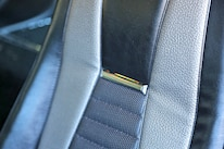 Querio 1971 Ford Mustang Mach 1 Original Upholstery Detail