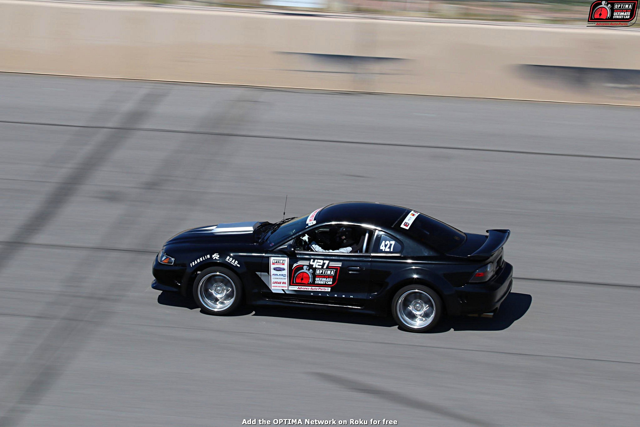 Trevor Systma 1996 Ford Mustang DriveOPTIMA Pikes Peak International Raceway 2018 166