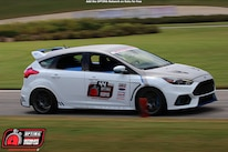 Mike Gallagher 2016 Ford Focus RS DriveOPTIMA Barber Motorsports Park 2018 357