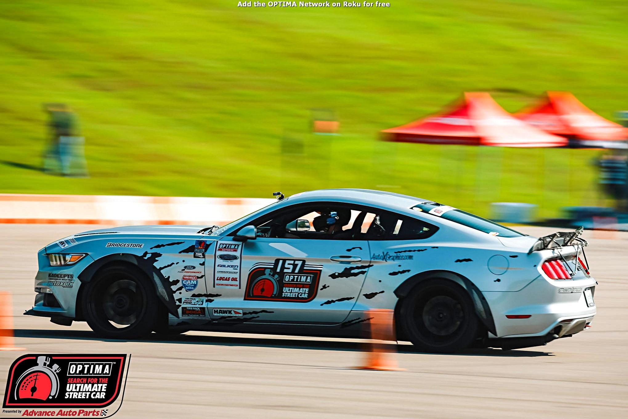 John Laughlin 2016 Ford Mustang DriveOPTIMA Barber Motorsports Park 2018 640